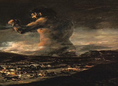 La tanatosi di Francesco Sozio, il gigante