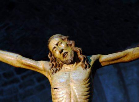 Il mistero del Cristo di Petrella Tifernina